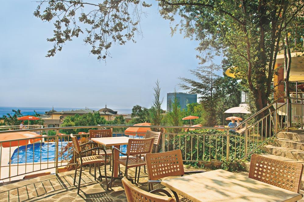 Familienhotel Primasol Sunlight Sunrise In Bulgarien
