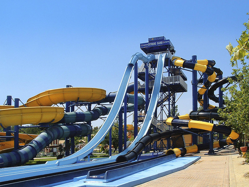 Splashworld  Aqualand Resort – Korfu